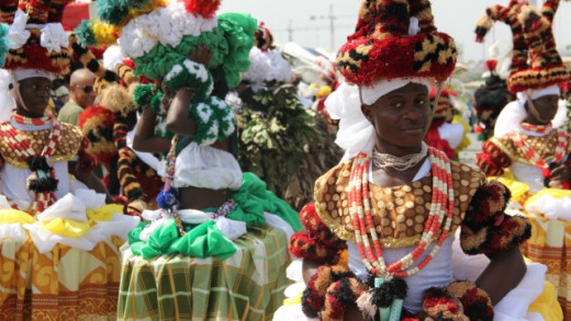 importance of traditional festivals in nigeria Socio-religious significance of ikoro and ekpe festivals in akwete ndoki community and festivals occupy a position of signal importance in the traditional.