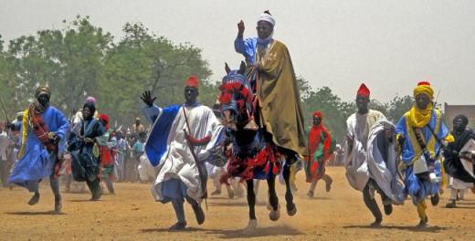 Durbar Festival in Kano State Nigeria
