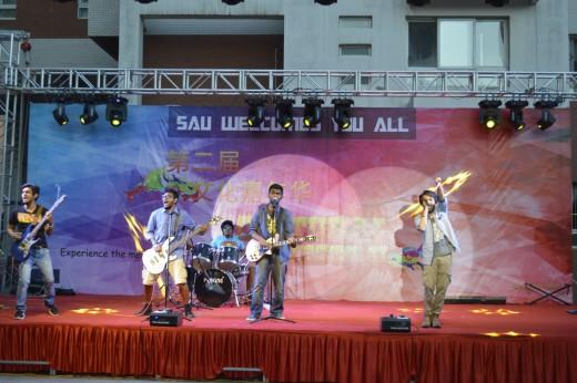 Performance by Bangladeshi Students