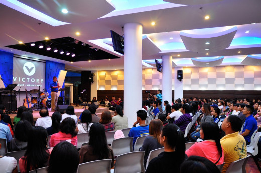 Victory Church in Baguio