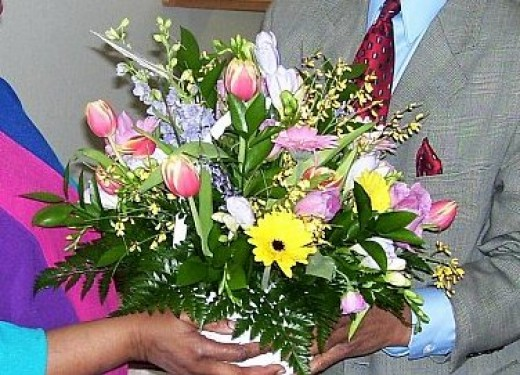 A Cheer-up Bouquet