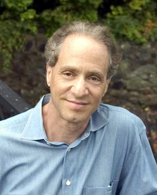 Raymond Kurzweil, author, inventor, computer scientist, futurist, Google's Director of Engineering and (almost) bald man extraordinaire.