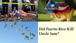As Chaos Ensues In Puerto Rico: