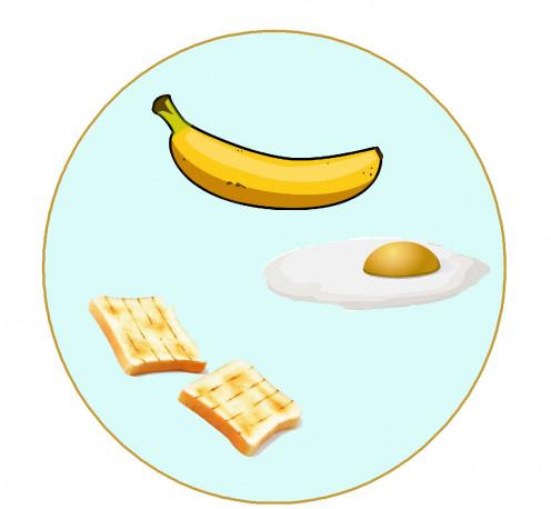 A nutritious breakfast?