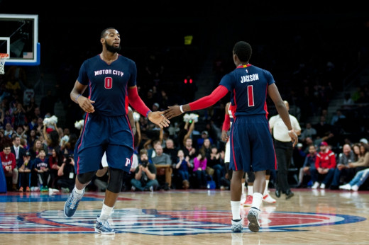 The Jackson-Drummond duo is a sign of good things to come