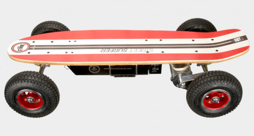 Electric Skateboards: Good for the planet, for your pocket and your parking space.