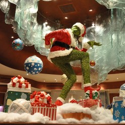 Don't Allow the Grinch to Steal Christmas