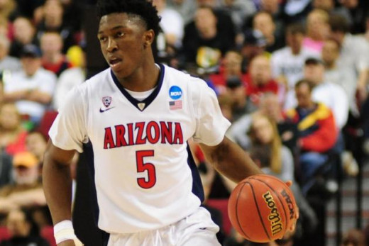 Rookie Stanley Johnson looks to bring athleticism and playmaking to Detroit