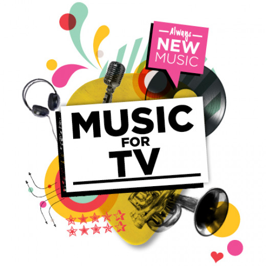To bring people to the television to see music