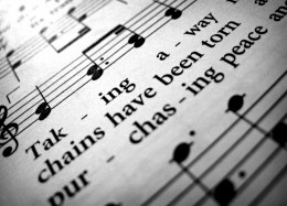 The main point of a chorus or refrain is to make a song memorable.
