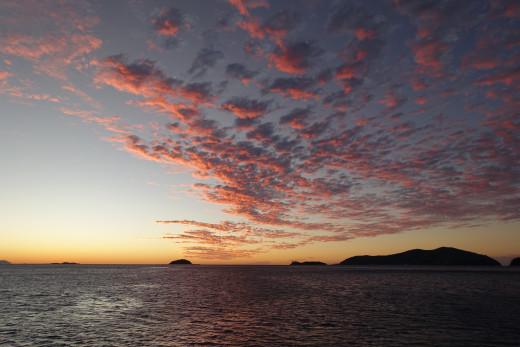 Sunset stage 3