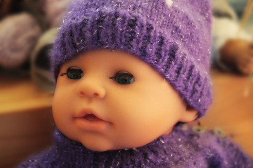 Real baby lookalikes are a new trend of collecting among women. Reborn dolls look, feel, and smell like human babies.