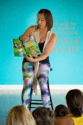 Introducing:    The Little Laughing Yogini by Brittney Hiller