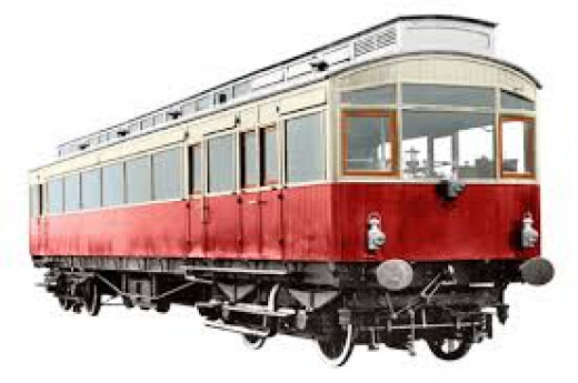 1903 Petrol-electric Autocar. This is the foreseen livery of the vehicle when completed - hopefully by 2016. The only difference will be the power source, diesel instead of petrol