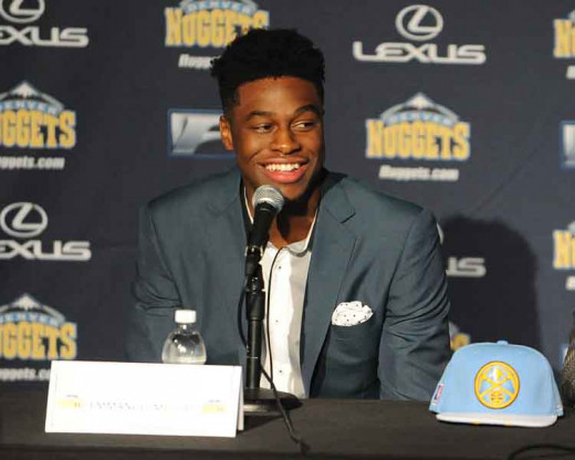 Mudiay looks to lead an up-tempo Denver offense as their starting Point Guard