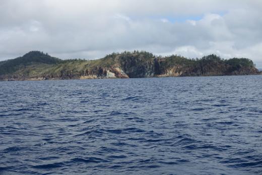Dumbell Island