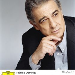 Placido Domingo.