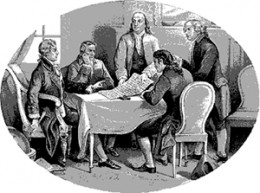 Signing 4th July 1776