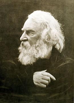 Henry Wadsworth Longfellow 1807-1882
