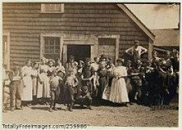 Eastport cannery workers 1911