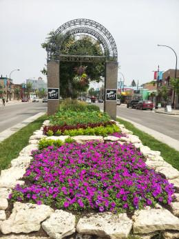 French Quarter, Winnipeg, Manitoba