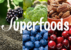 8 Superfoods for Good Health. World's Healthiest Foods