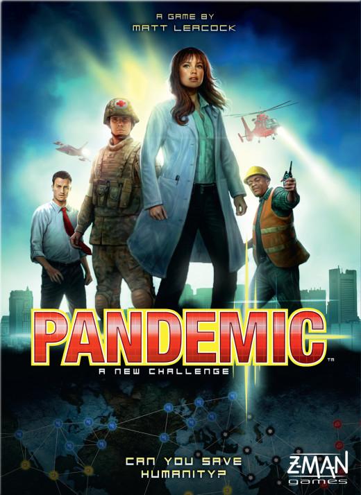 Box Art for Pandemic