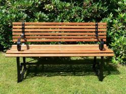 Park bench - Park bed
