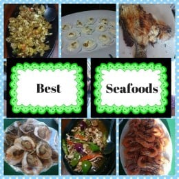Delicious Sea Foods