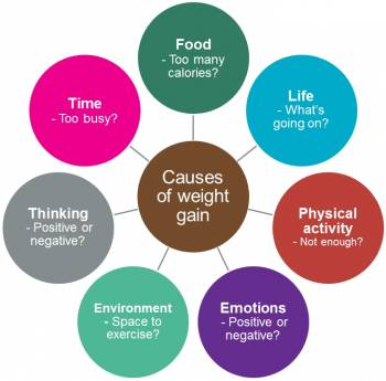 Causes of Overweight