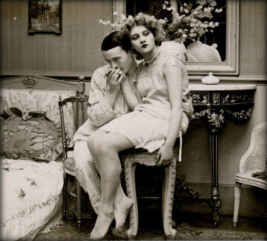 1920s love was this you in a past life or did your ancestors pass on their DNA memory?