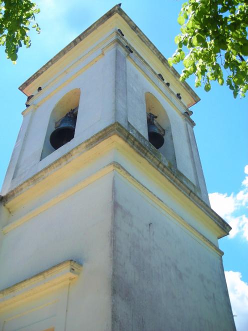 Bell-tower, Chapel of Santo Domingo de Soriano