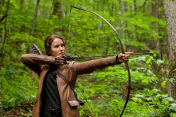 Why Katniss Everdeen is among the most believable and effective,movie heroines.