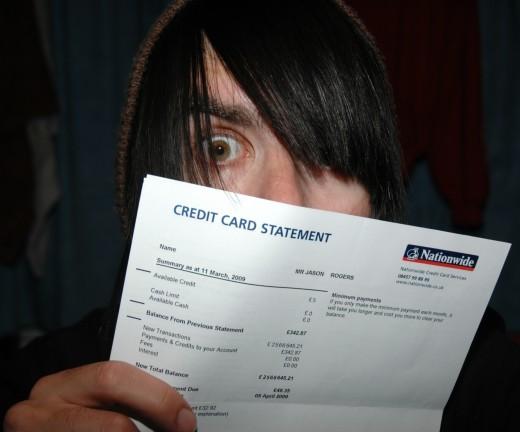 CC BY 2.0 Paying Bills