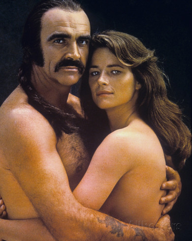 Eternal women have no need for sex... Untill they meet Sean Connery, at least.