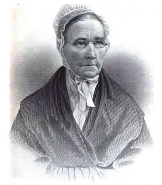 Catherine White Coffin