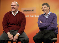 (VIDEOS)Top 10 Microsoft Most Awkward Moments in Public
