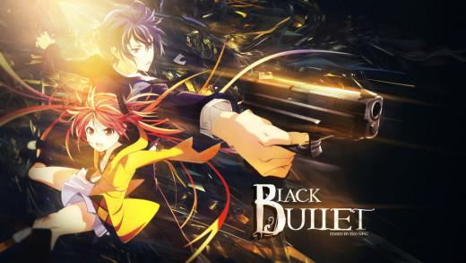 Top 10 Anime Series 2014; Black Bullet