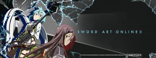 Top 10 Anime Series 2014; Sword Art Online II