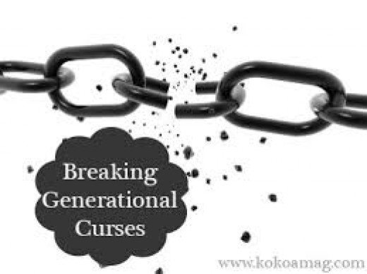 Generational Chains stopping me from going forward, hear the word of the Lord and break in the name of Jesus.