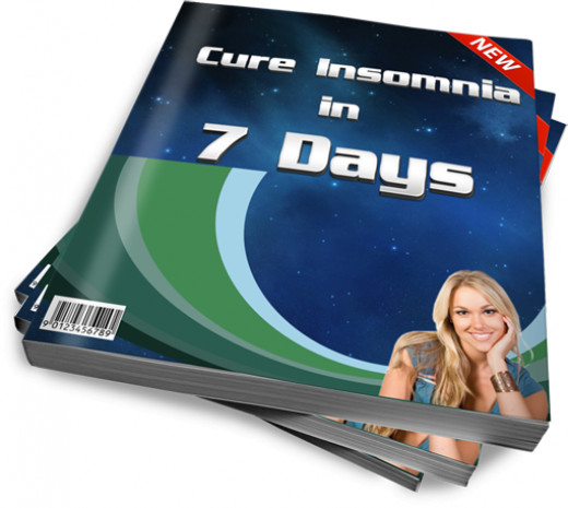 Look for this book if you have trouble sleeping