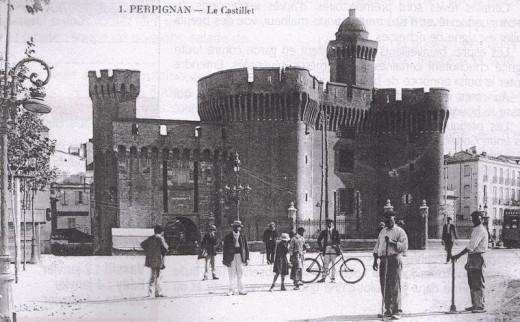 Castillet, Perpignan