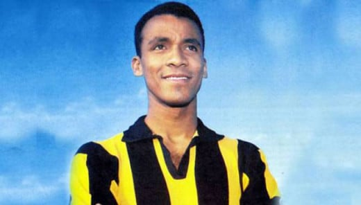 Libertadores' all-time top scorer: Alberto Spencer