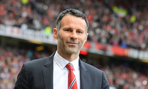 Giggs now works as assistant manager for MU