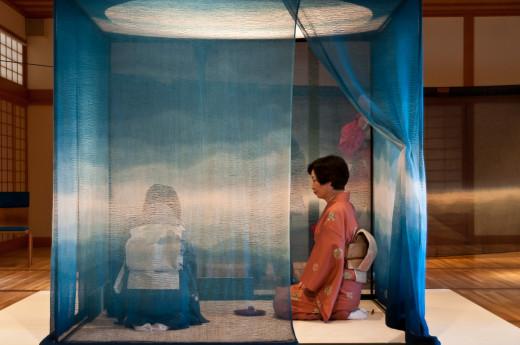 Japanese tea ceremony,