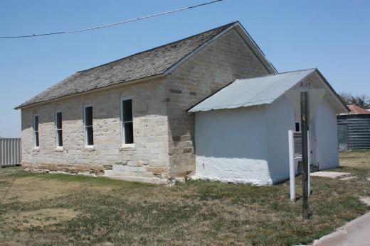A.M.E. Church, Nicodemus, Kansas