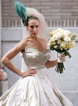7 Alternative Wedding Looks For the Ultimate Fashion Devoted Bride