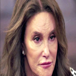 Bruce Jenner as a Woman Named Caitlyn