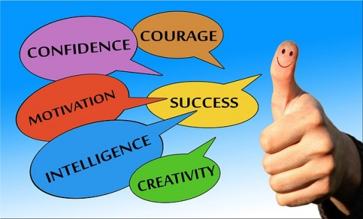 Increasing Your Confidence