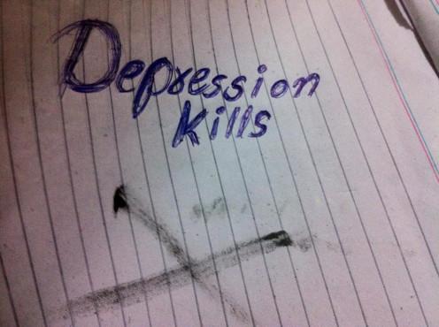 Depression Kills